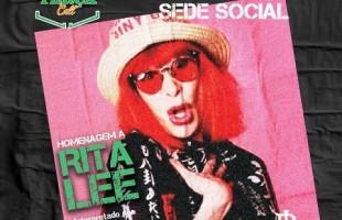 Projeto Terça Cult, promovido pelo Recreio da Juventude de Caxias do Sul, homenageará Rita Lee na primeira edição de 2020