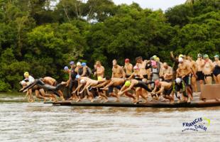 9ª Travessia a Nado do Rio Jacuí será destaque neste final de semana
