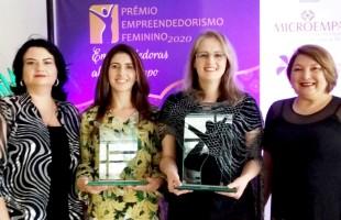Microempa apresenta vencedoras do Prêmio Empreendedorismo Feminino 2020