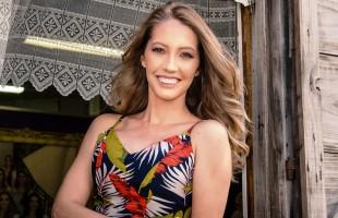Festa da Uva 2021   Larissa Binsfeld Lautert é a quarta candidata