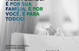 Campanha 'Caxias Tem Tudo e Precisa de Todos' quer estimular o consumo local