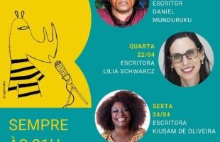 """""""Quindim Entrevista"""" inicia série de lives com convidados internacionais surpresas"""