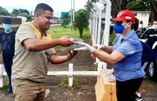 Rede Vipal Solidária colabora com mais de 3 mil doações para ajudar caminhoneiros nas estradas
