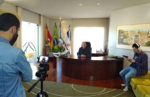 Vídeo institucional turístico de Garibaldi será lançado na próxima semana