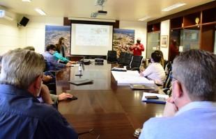 Prefeitura inicia a ocupação da Maesa