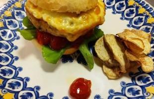 Do pão à maionese   Docente do Senac Gramado ensina receita de hambúrguer vegetariano