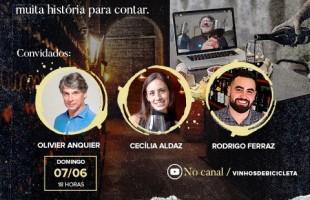 Em Garibaldi | Live brinda o Dia do Vinho e lança ação nacional