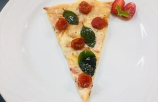 Tudo acaba em pizza no Senac Gramado