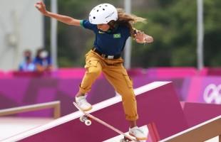 Uma guria dá show e vira a mais nova a conquistar uma medalha em Olimpíada