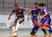 Futsal   BGF visita o Rabelo pelo jogo de ida das quartas de final da Copa RS