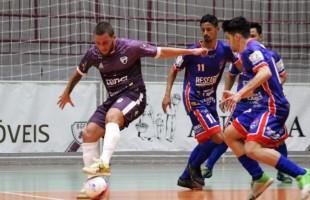 Futsal   BGF estreia na Copa RS de 2021 neste domingo (19)
