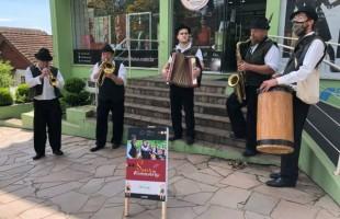 No feriado | Primavera em Nova Petrópolis