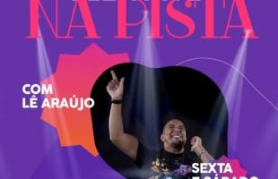 Com setlist do DJ Lê Araújo, Rádio Elefante estreia novo programa