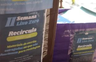 Rede de Ensino Caminho do Saber participa da II Semana Lixo Zero de Caxias do Sul