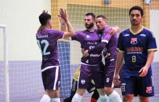 Em busca da vaga à semifinal da Série Ouro, BGF recebe o UFSM Futsal