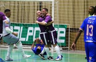 Futsal   BGF se classifica para a semifinal da Copa RS