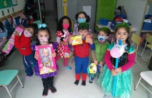 Campanha Brinquedo Solidário da Rede Caminho do Saber arrecada mais de 500 presentes