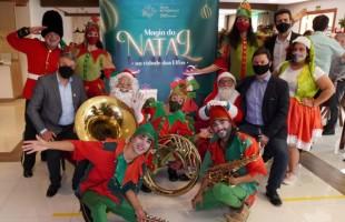Nova Petrópolis lança Magia do Natal na Cidade dos Elfos com mais de 170 atrações