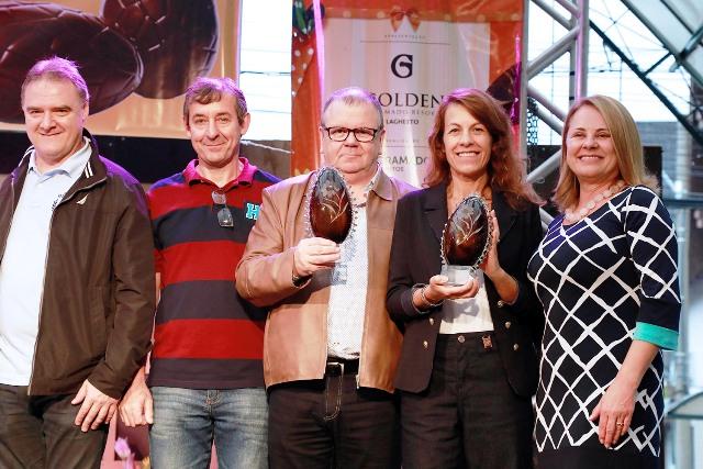 Premiação Ovo de Cristal - Crédito Cleiton Thiele