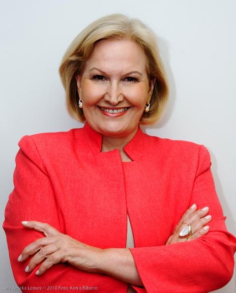 A Senadora gaúcha Ana Amélia Lemos é a vice na chapa de Geraldo Alckmin, o que gerou revolta dos seus correligionários no Estado.