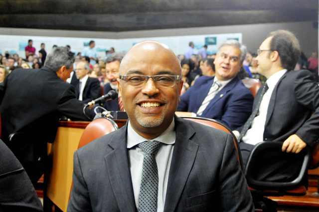 Vereador Edson da Rosa (Foto Laudir Dutra)
