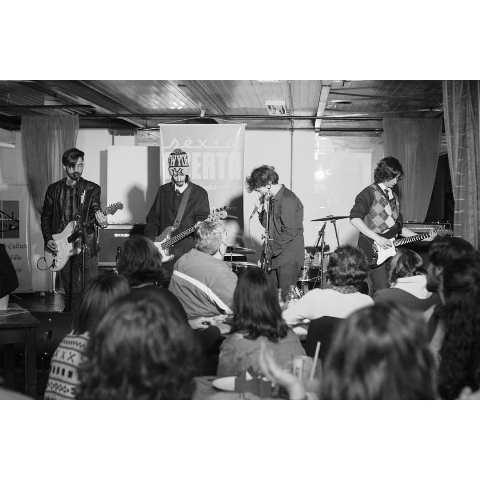 Exposição _The Band_ Samuel Vidor.