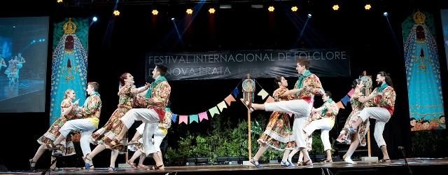 Apresentação do Bailado Gaúcho no Festival 2017. (Crédito: Fabiane Marchesini)
