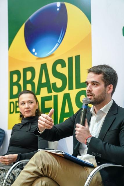 Eduardo Leite (Foto Jefferson Bernardes/Agência Prewiew)