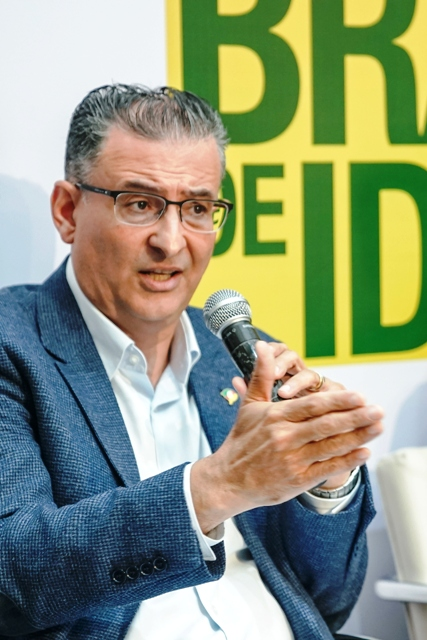 Jairo Jorge (Foto Jefferson Bernardes/Agência Prewiew)