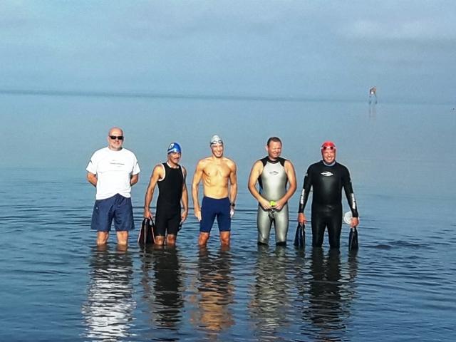 1 nadadores