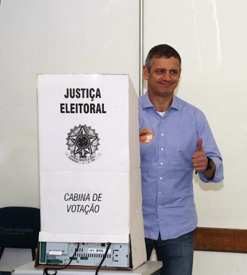 Mateus Bandeira votação