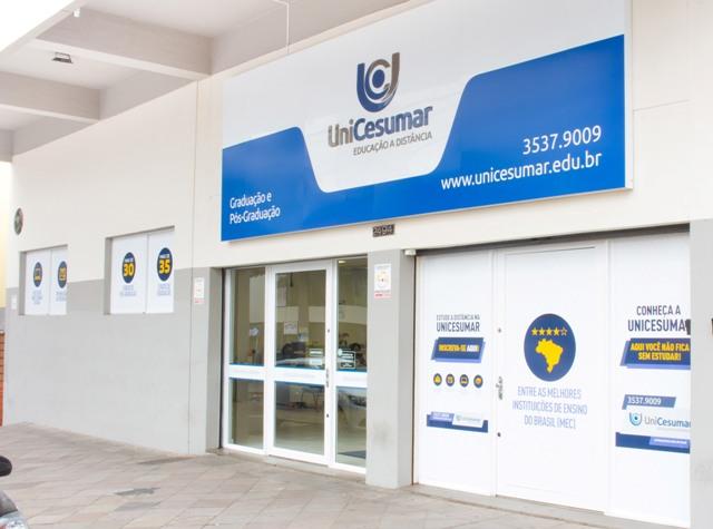 Unicesumar Caxias do Sul - Crédito João Scheffer
