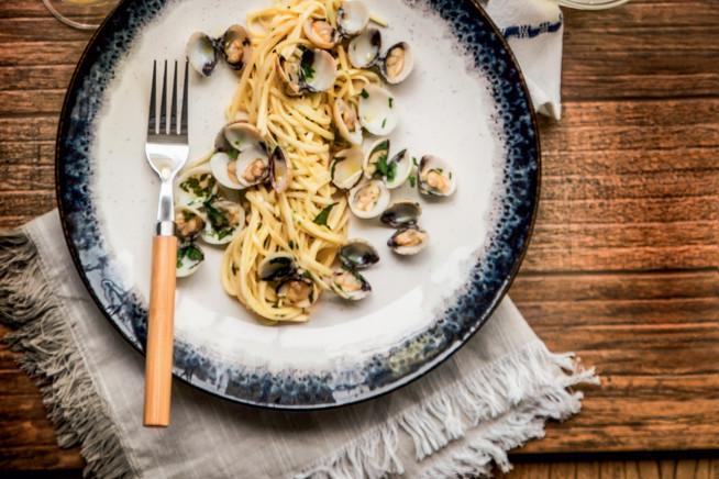 espaguete-de-pupunha-com-vôngole
