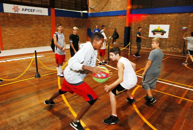 NBA Basketball School _ 792