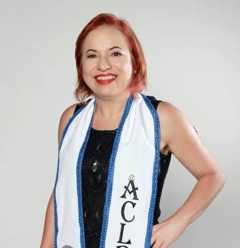 Rita de Cássia - Arquivo Pessoal