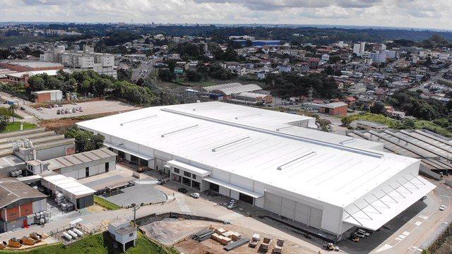 O novo centro terá uma produção diária de 70 mil peças, tão logo tudo esteja funcionando plenamente - Crédito Gelson Mello da Costa