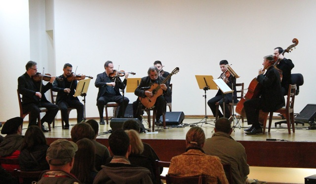 Concertos ao Entardecer - Foto Cristina Calcagnotto