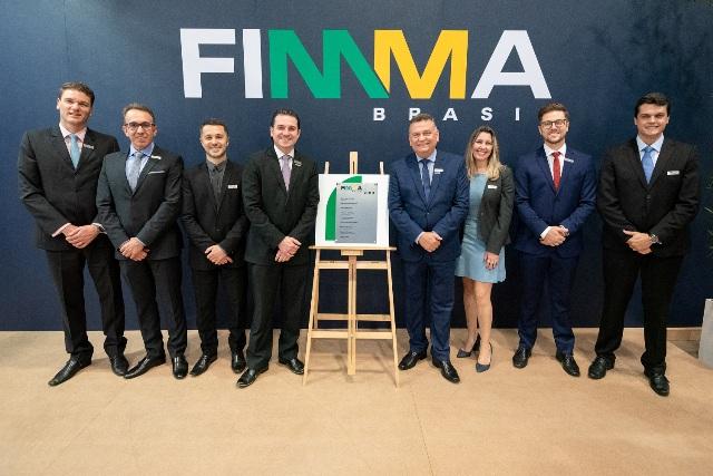 Diretoria FIMMA Brasil 2019 com presidente Movergs - Crédito Carlos Ferrari