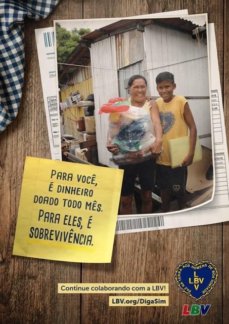 2019_Diga Sim_anúncio Fome