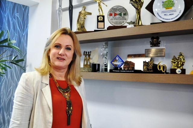 A Presidente do Sindilojas Caxias, Idalice Mancini vai estar presente juntamente com outros membros da diretoria