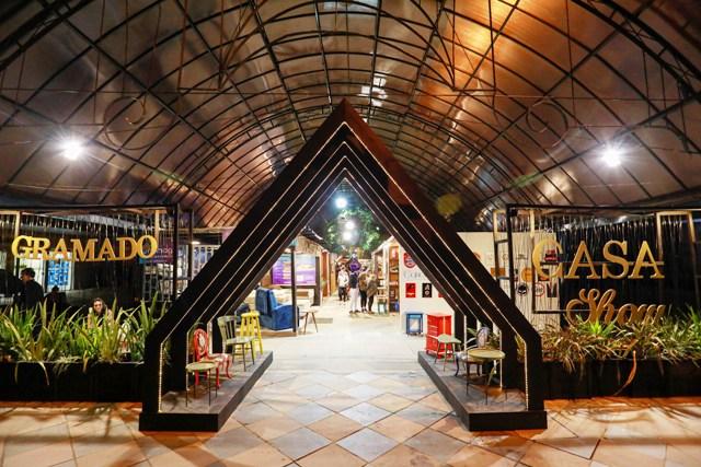 Gramado Casa Show - Publico e Decoracao. Foto Cleiton Thiele/SerraPress