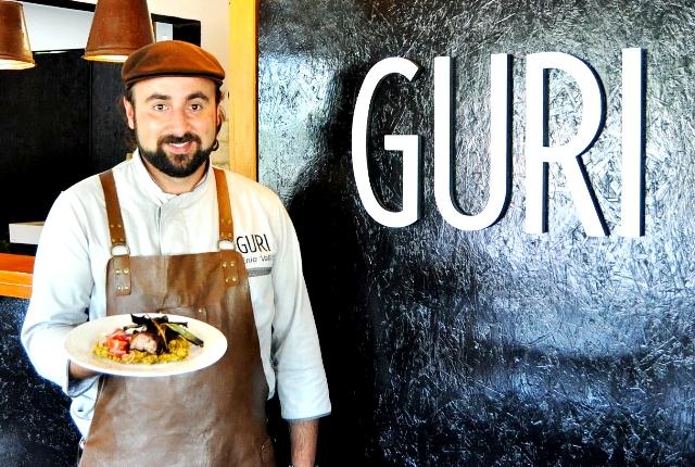 Chef Enio Valli, do GURI, recebeu o convite em forma de reconhecimento pelo trabalho que faz pela valorização da gastronomia gaúcha Crédito: Martha Caus/MCom