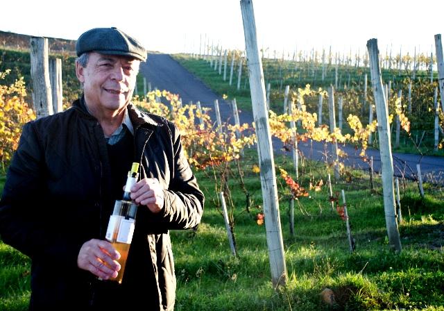 José Eduardo Bassetti, presidente da Associação Vinho de Altitude, acredita que a retirada da ST trará maiores condições de competitividade - Crédito: Tatiana Cavagnolli