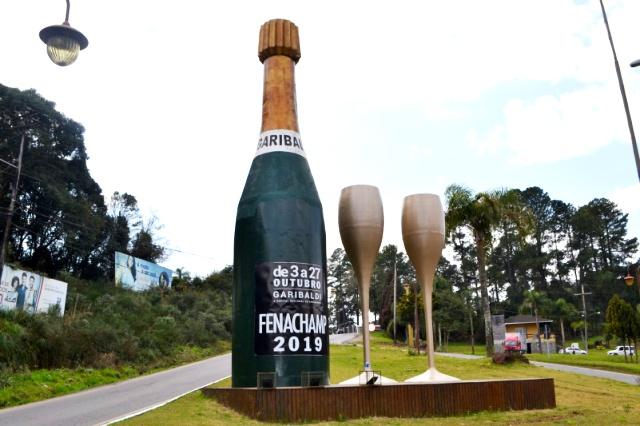 Trevo de acesso à Fenachamp - Crédito Carina de Borba (1)