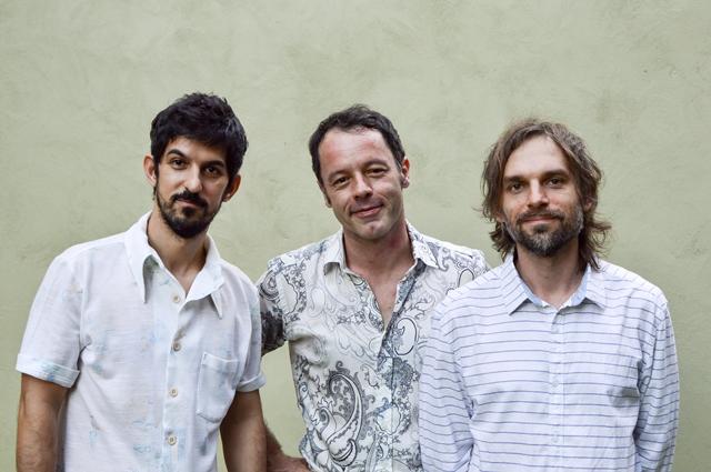 Rodrigo Nassif Trio - Foto divulgação
