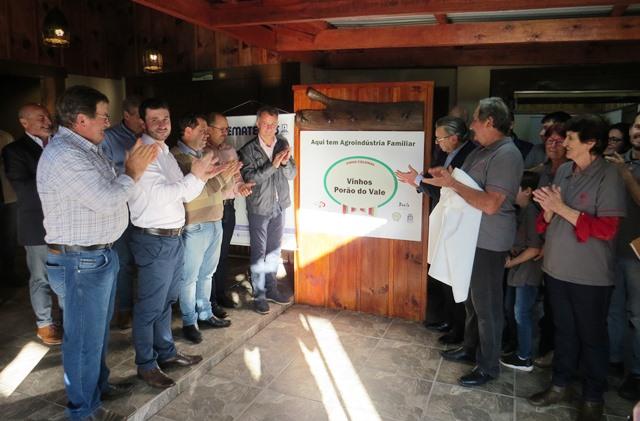 Agroindústria Bento Gonçalves - Divulgação Emater/RS - Ascar
