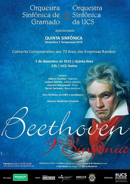 Concerto OSUCS - Dezembro