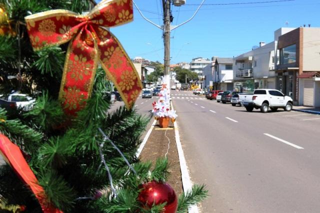 Decoração de Natal - Ana Biondo