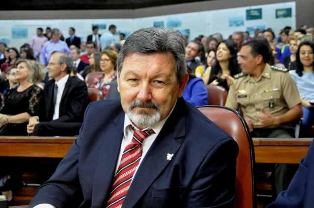 Vereador Édio Elói Frizzo, autor do projeto