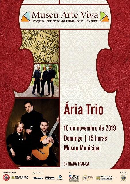 Museu Arte Viva - Concerto 10 de novembro